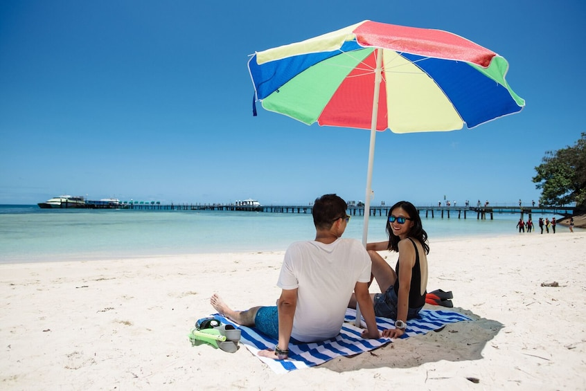 Green Island - Great Barrier Reef Cruise
