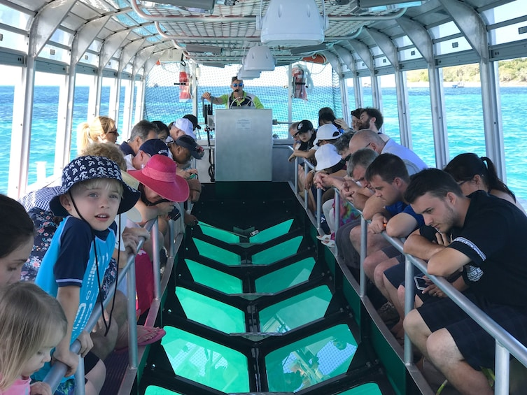 Green Island, Great Barrier Reef Cruise
