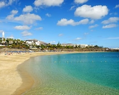 Travel to Lanzarote at your leisure