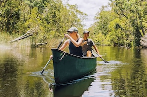 Everglades Eco Safari Cruise (Cruise 'n' Canoe)