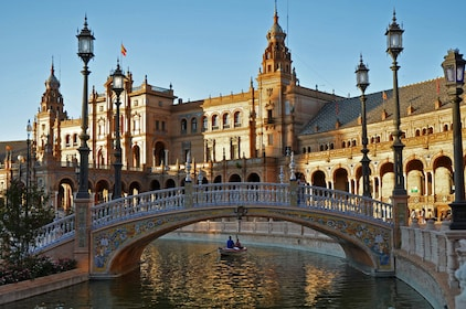 Seville Full-Day Tour from the Algarve