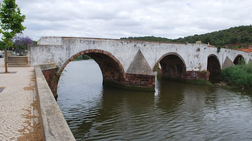 Ancient Roman bridge in Silves