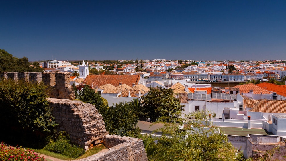 Show item 2 of 6. Panoramic view of the city of Loule