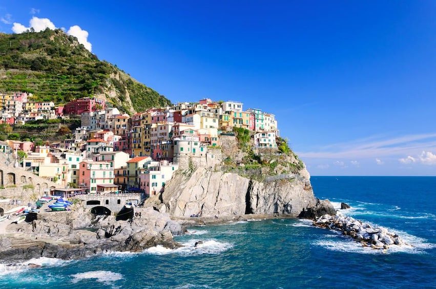 Show item 1 of 8. Cinque Terre Private Tour from Livorno port
