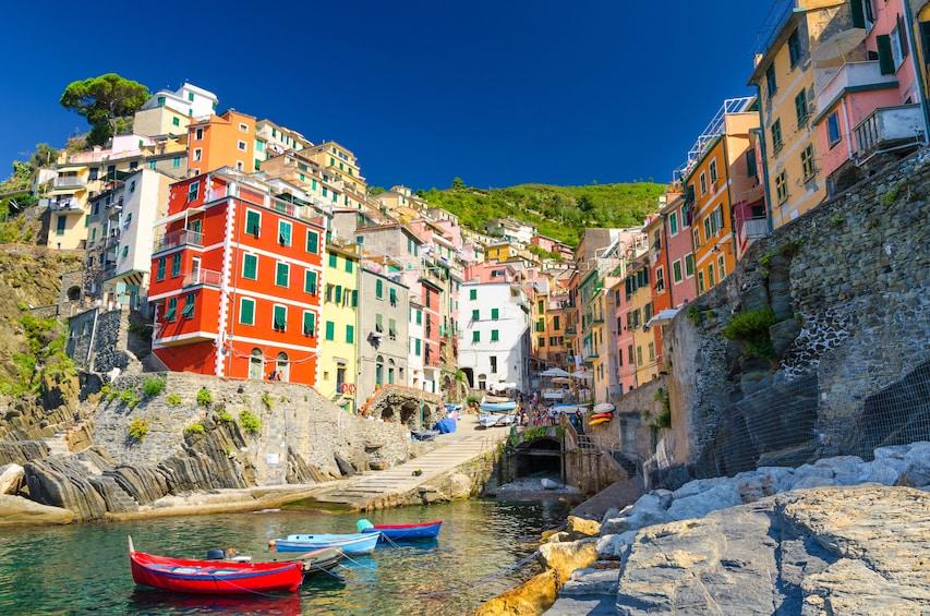 Show item 4 of 8. Cinque Terre Private Tour from Livorno port
