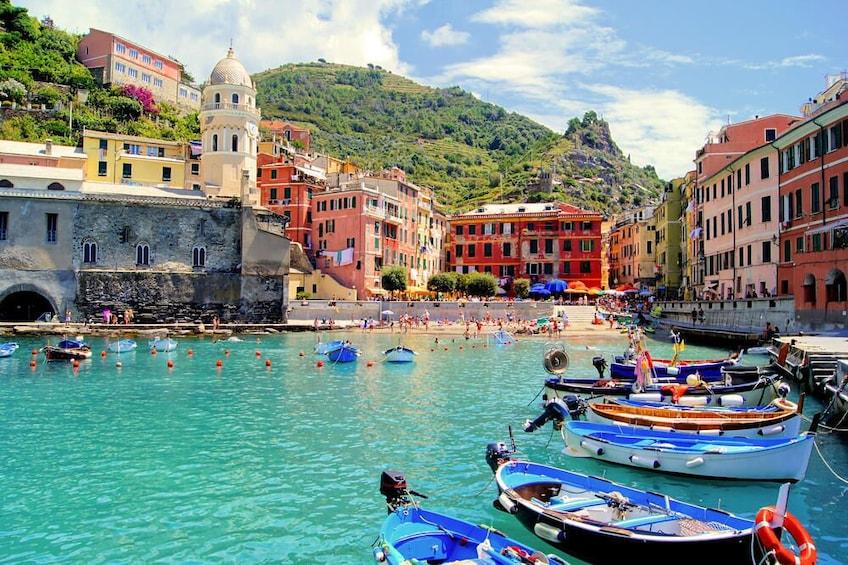 Show item 3 of 8. Cinque Terre Private Tour from Livorno port