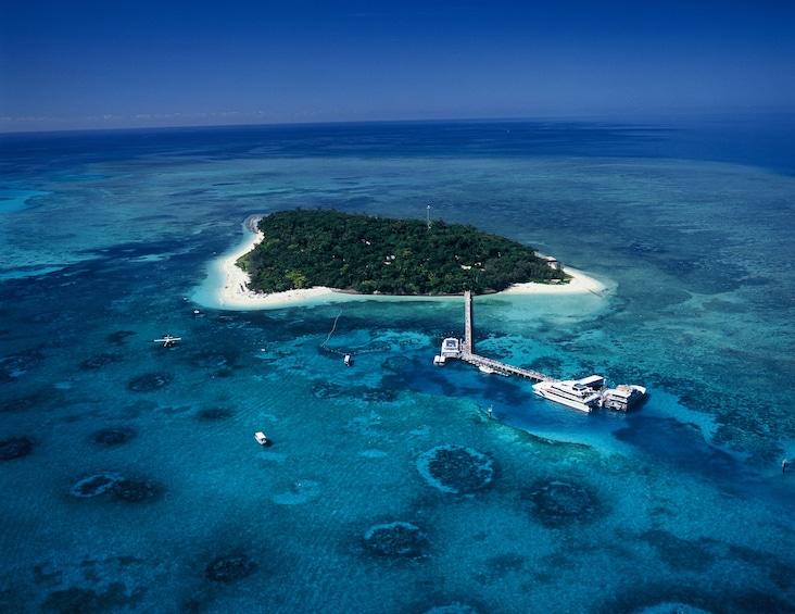 Show item 2 of 8. Great Adventures Green Island & Great Barrier Reef Adventure