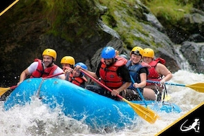 Rafting Pacuare River One Day from Turrialba