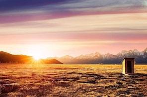 Take a Sunset Tour of Grand Teton National Park