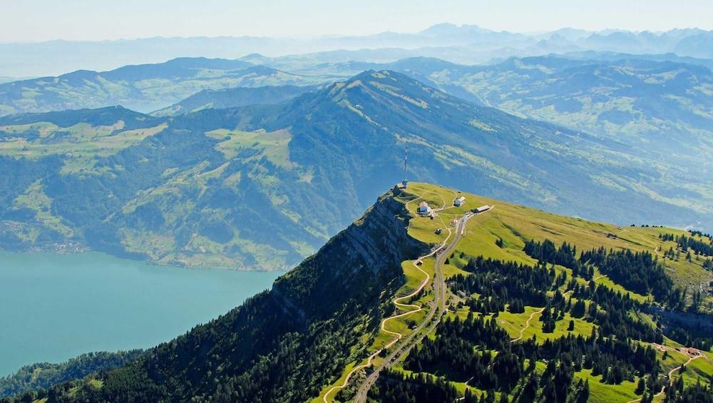 Mount Rigi & Lucerne Boat Cruise