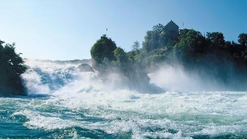Waterfall in Germany