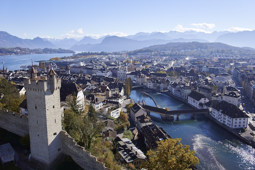 Show item 3 of 8. Lucerne Day Trip from Zurich