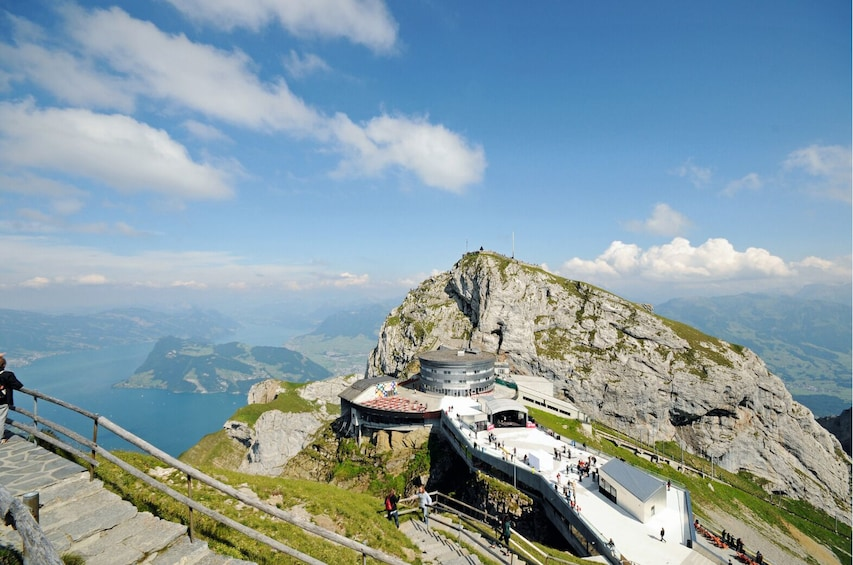 Show item 3 of 8. Mount Pilatus & Lucerne Day Trip from Zurich