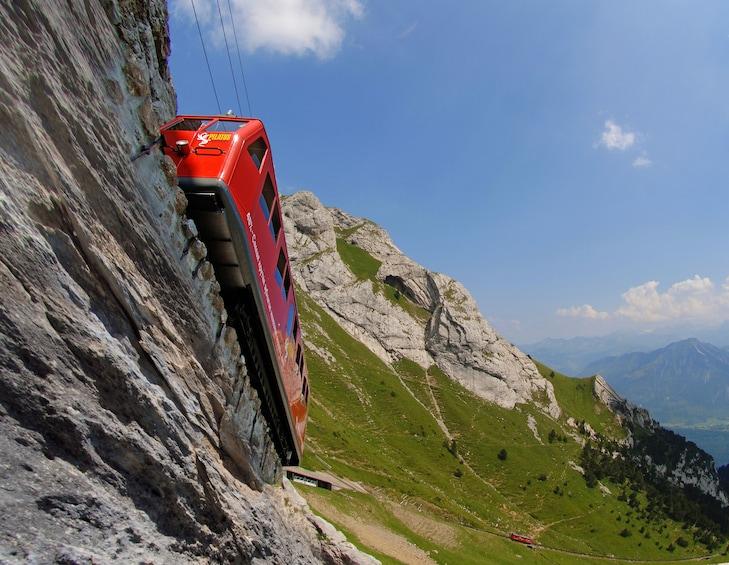 Mount Pilatus & Lucerne Day Trip from Zurich