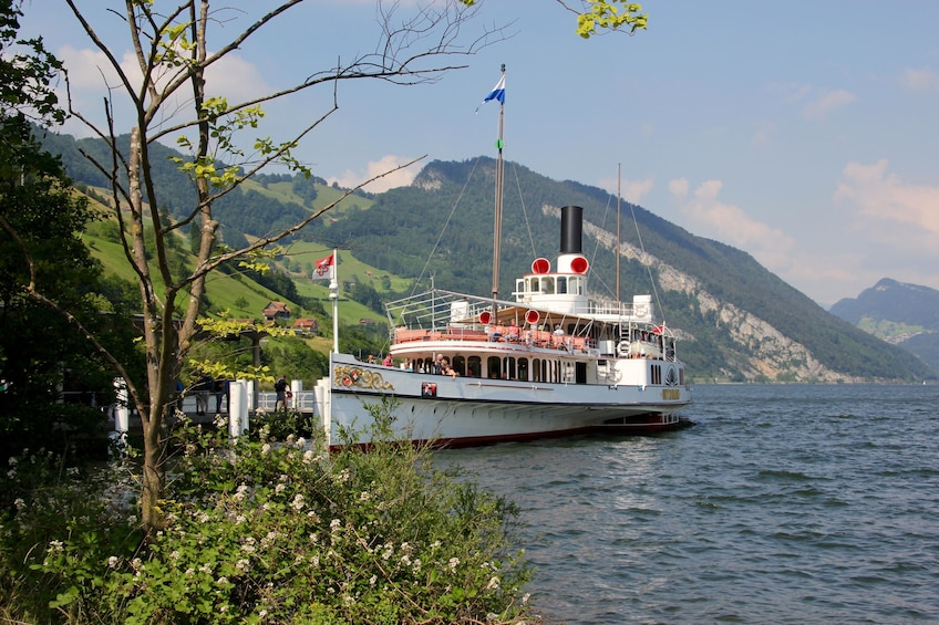 Foto 5 von 8 laden Mount Pilatus & Lucerne Day Trip from Zurich