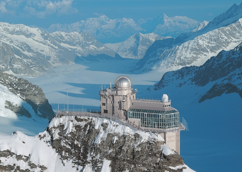 正在顯示第 4 張相片,共 8 張。 Jungfraujoch: Top of Europe Day Trip from Zurich