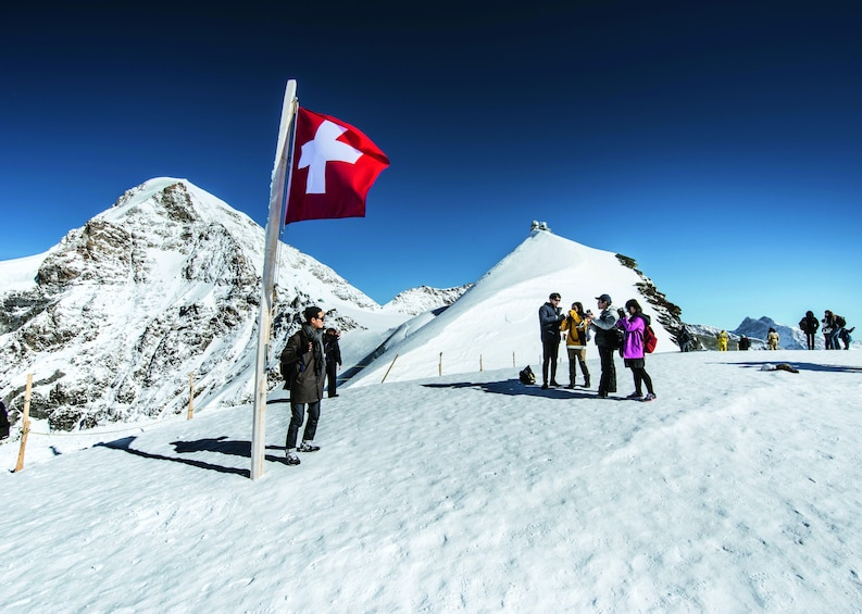 Show item 8 of 8. Jungfraujoch: Top of Europe Day Trip from Zurich