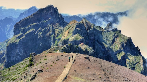 Rocky peaks of Madeira