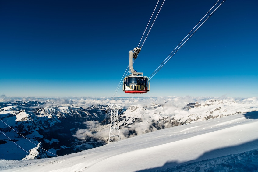 Show item 5 of 9. Mount Titlis with Cable Car & Lucerne Day Trip from Zurich