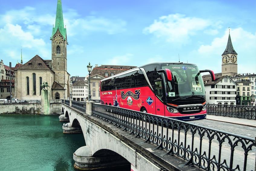 Zurich Experience City Tour