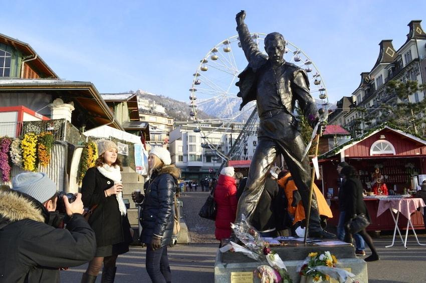 Chaplin, Montreux, Castle of Chillon & Lavaux Tour