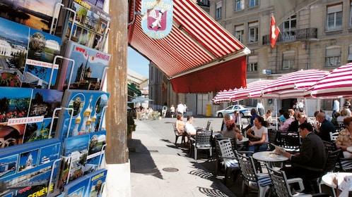 outdoor shop in Geneva