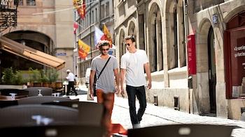 Visita por el centro urbano y el casco antiguo de Ginebra
