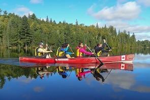 6 Hour Algonquin Park Canoe Trip