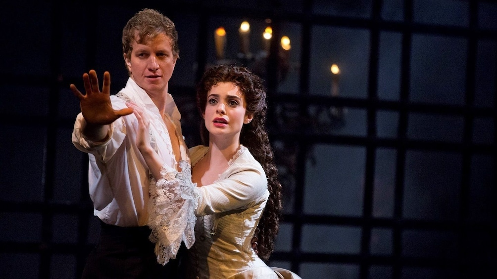 Show item 10 of 10. The Phantom of the Opera On Broadway