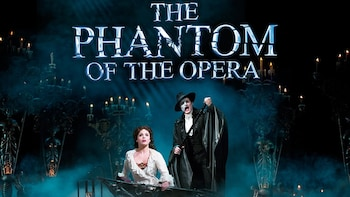 """Das Phantom der Oper"" am Broadway"