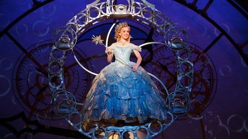 Glinda in Wicked