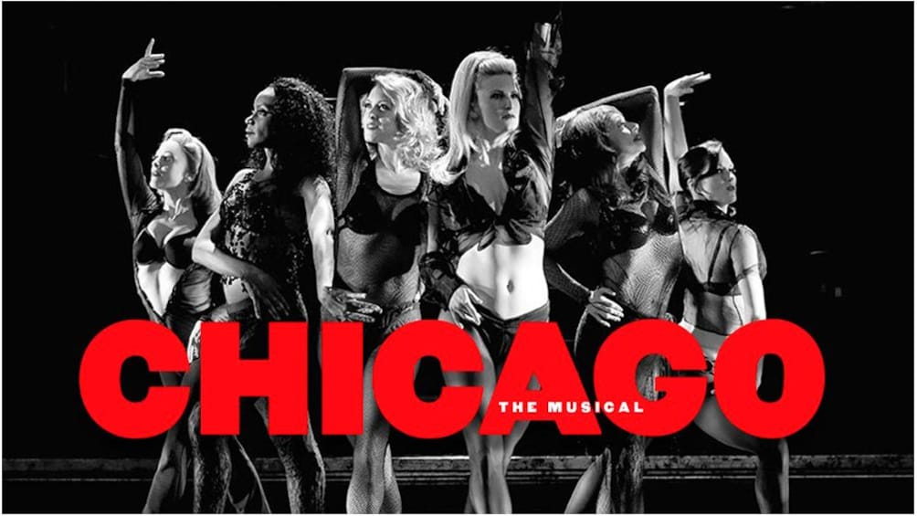 Show item 1 of 5. Poster for Chicago The Muscial