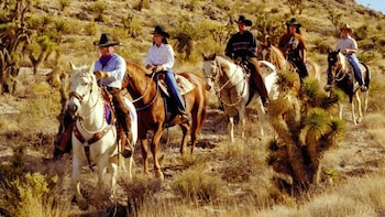 Wild West Horseback Riding Tour