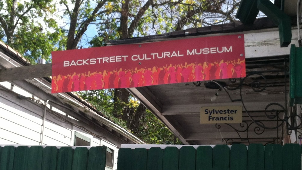 Show item 2 of 4. The Backstreet Cultural Museum in New Orleans