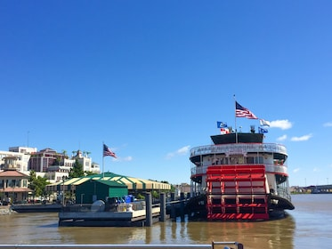 Steamboat Natchez Daytime River Jazz Cruise