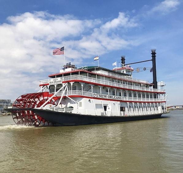Daytime Riverboat Jazz Cruise