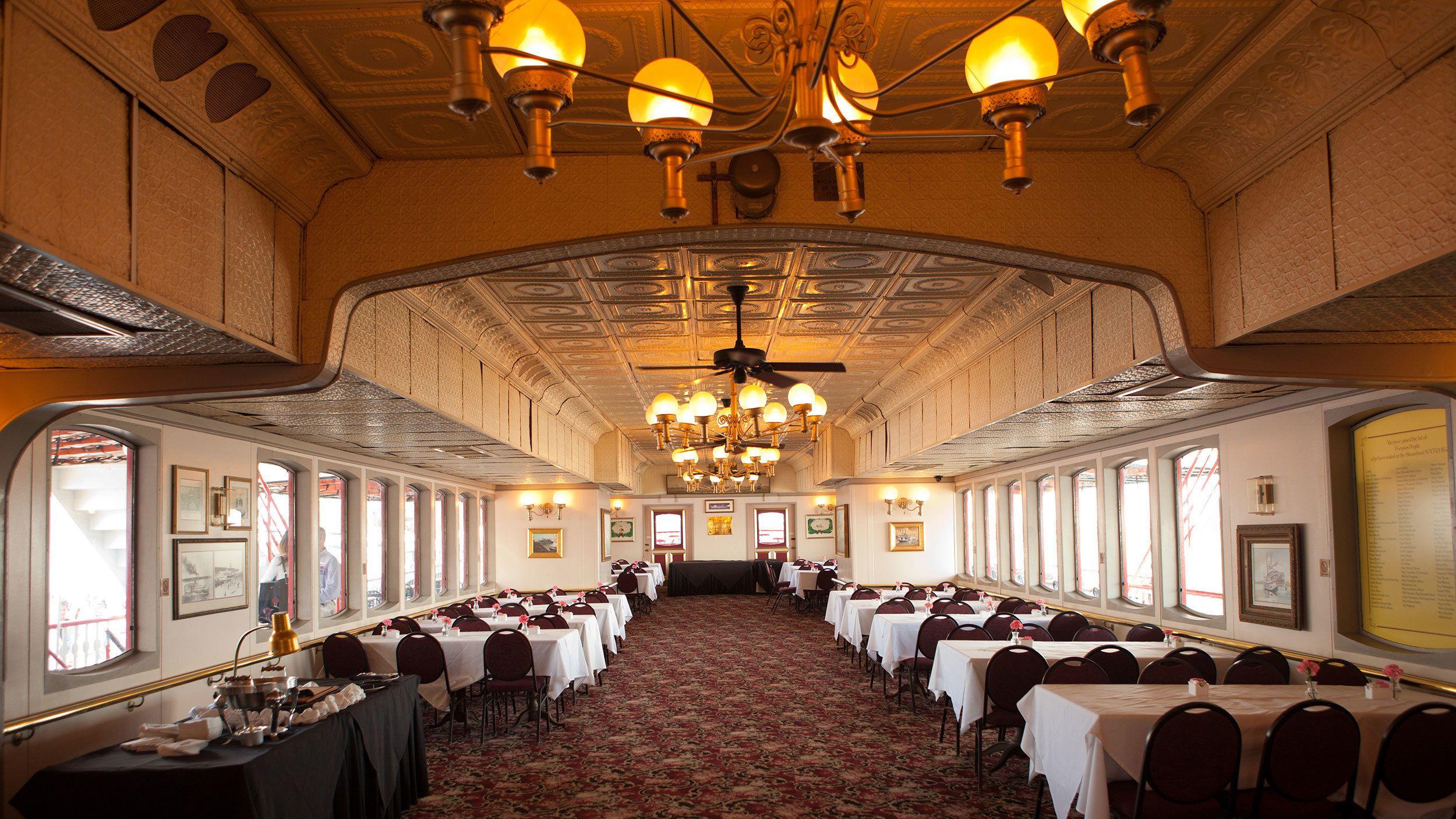 Steamboat Natchez Sunday Jazz Cruise