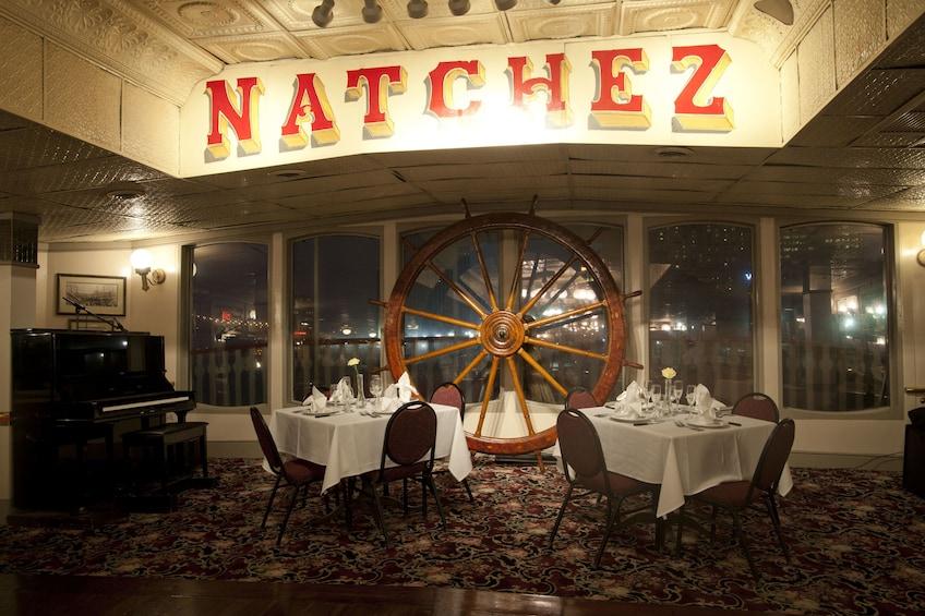 Show item 5 of 10. Steamboat Natchez Evening Jazz Cruise