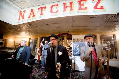 Steamboat Natchez Evening Jazz Cruise