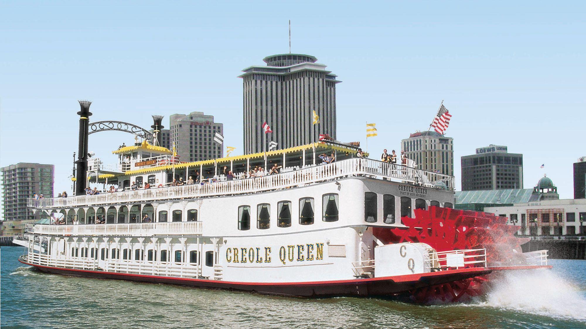 Chalmette Battlefield Tour & River Cruise
