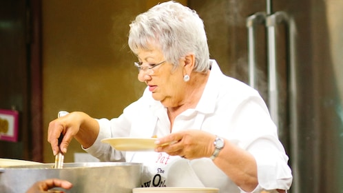 Instructor at New Orleans Schooling of Cooking