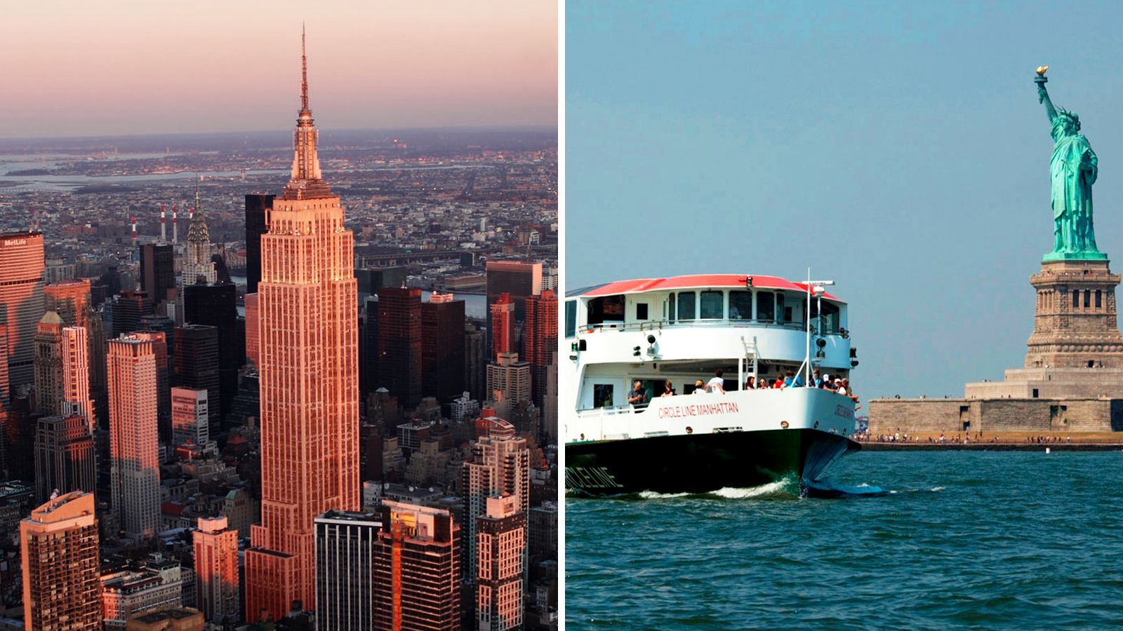 Skip-the-Line Empire State Building & Liberty Cruise