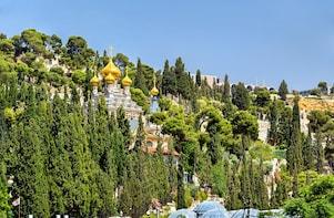 Mount of Olives Half-Day Tour