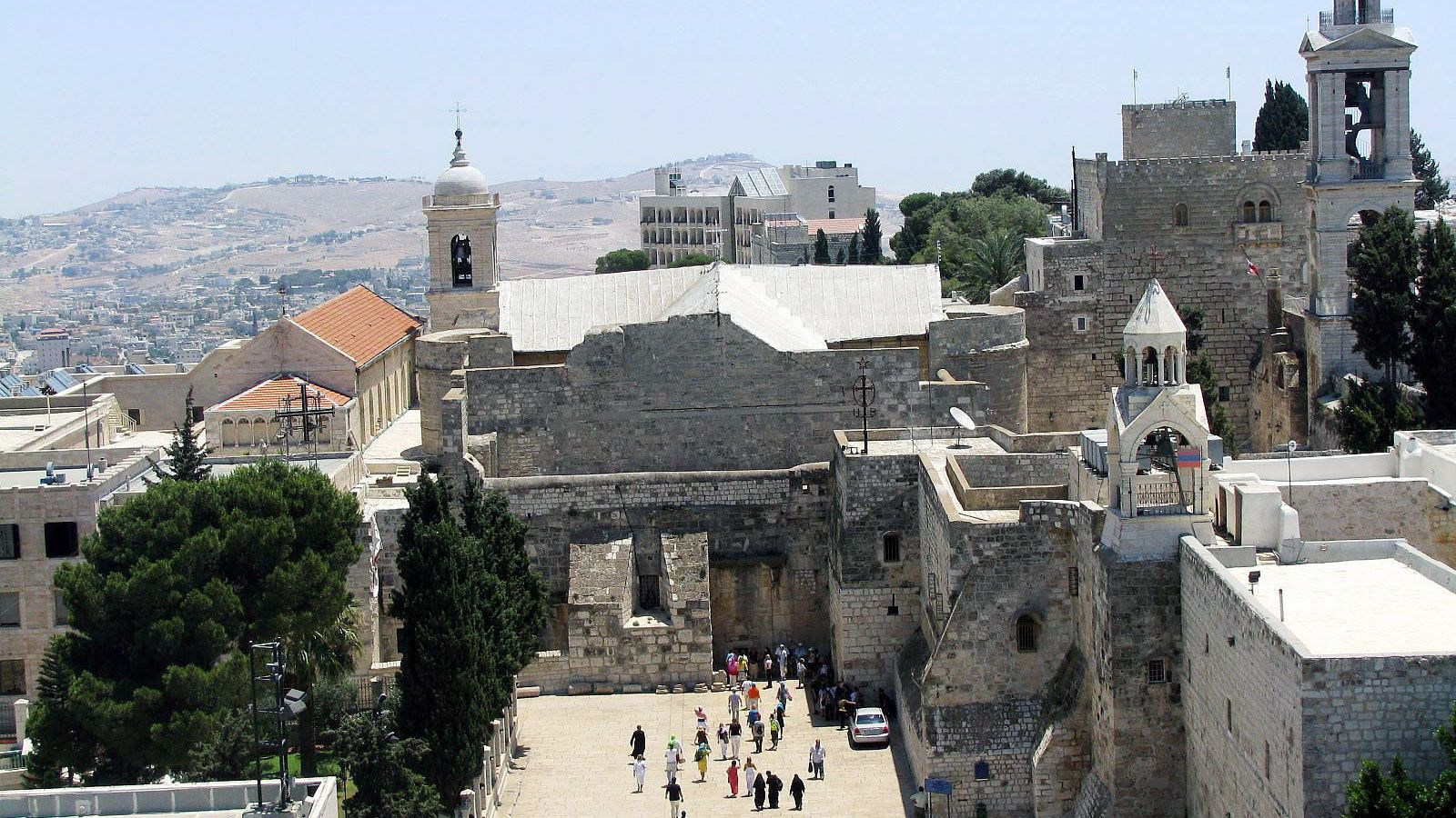 Churches in Bethlehem