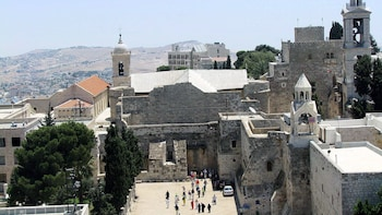 Halbtagesausflug nach Bethlehem ab Jerusalem