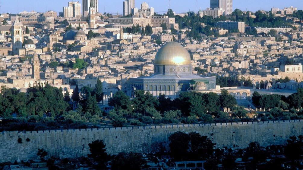 Show item 5 of 6. City of Jerusalem