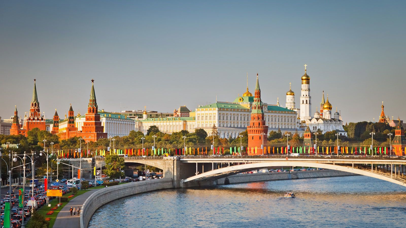 Grand Tour of Moscow