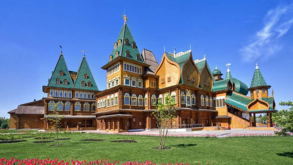 Charger l'élément 1 sur 4. The wooden palace of Tsar Alexis Mikhailovich