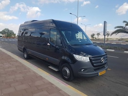 Dead Sea Shuttle from Eilat include pick-up/drop-off