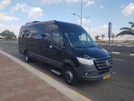 Dead Sea Shuttle from Eilat pick-up/drop-off